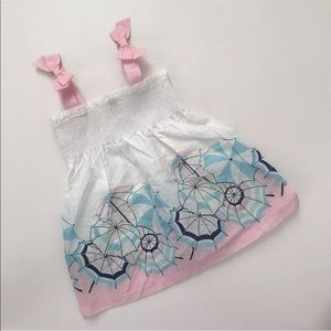Janie And Jack Baby Girls Dress 12 to 18 Months